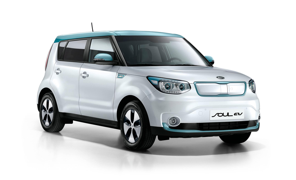 Kia Soul EV Electric