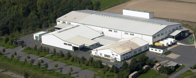 Luftbildaufnahme der Firma Rameder Anhängerkupplungen | © Rameder 2000
