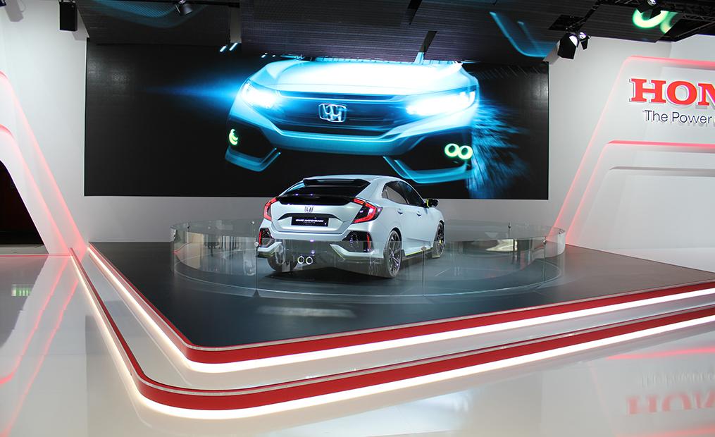 Die zehnte Generation des Honda Civic soll erst nächstes Jahr realisiert werden.