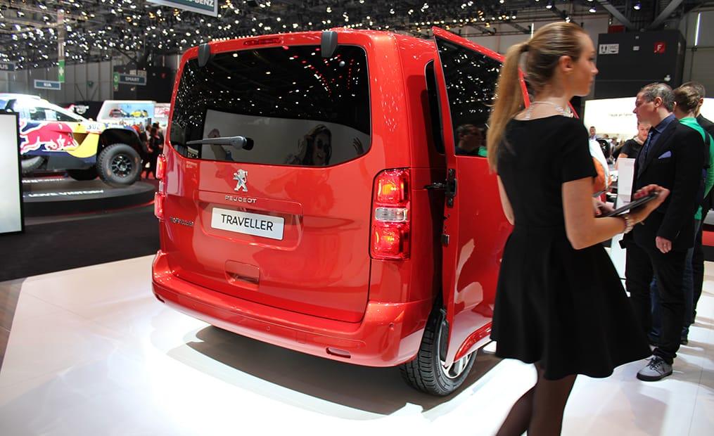 Der Peugeot Traveller ist eine Gemeinschaftsproduktion mit Toyota und Citroen und ist der Nachfolger des Expert.