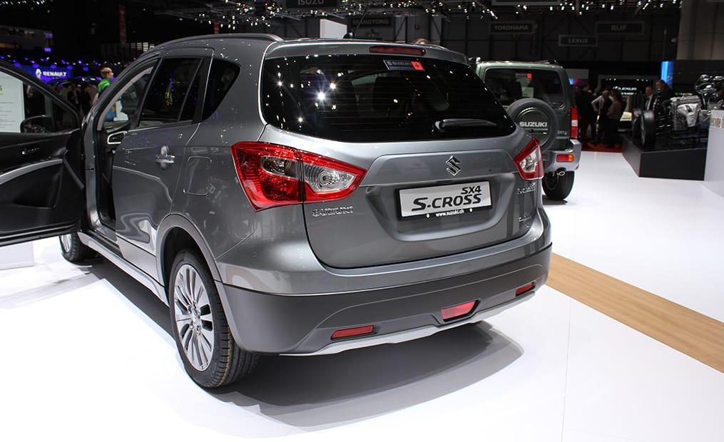 Nach der Präsentation in Genf steht der Suzuki SX4 S-Cross voraussichtlich ab Juni 2016 beim Händler.