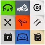 Icons Autoüberprüfung