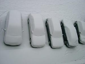 Viel Eis, viel Schnee, viel Ärger