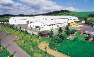 Firmengelände 2001