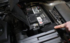 Batterieprüfung