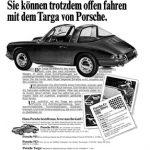 Porsche 912 Targa - offen sportlich
