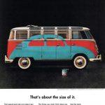 VW Bus T1 als Samba-Bulli