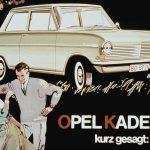 Opel Kadett - Kompaktklassiker