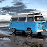 VW T2 mit Camping-Ausstattung