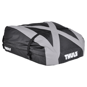 Dachbox Thule Ranger 90 Black/Silver Gray