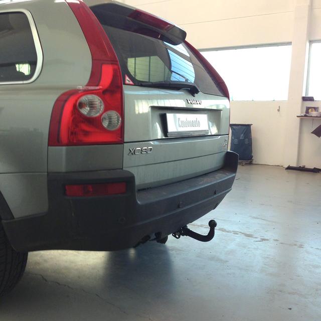 7polig E-Satz AHK Für Volvo XC90 04.2015-jetzt AUTO HAK Anhängerkupplung starr