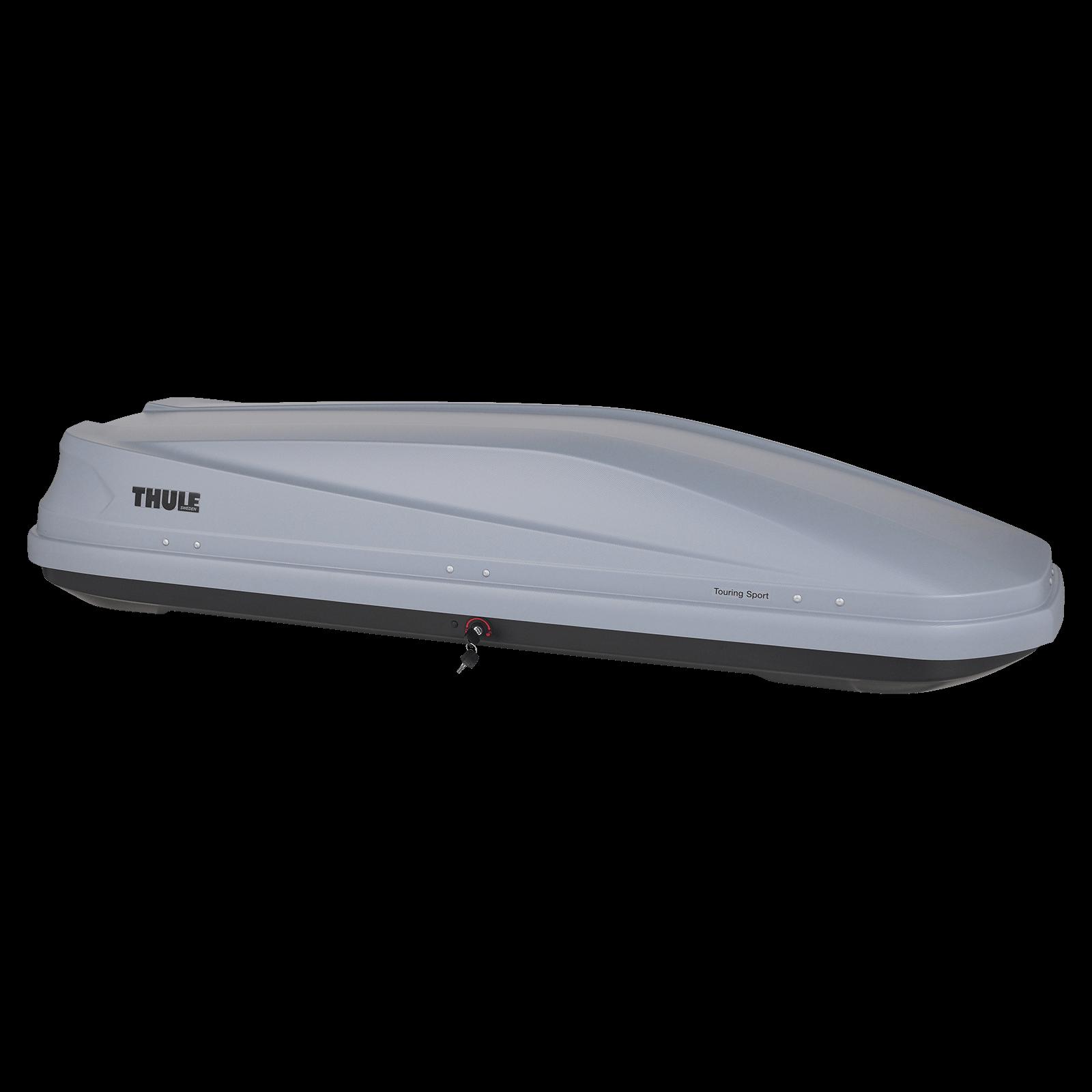 Dachbox Thule Touring Sport grau, titan - 300 L...
