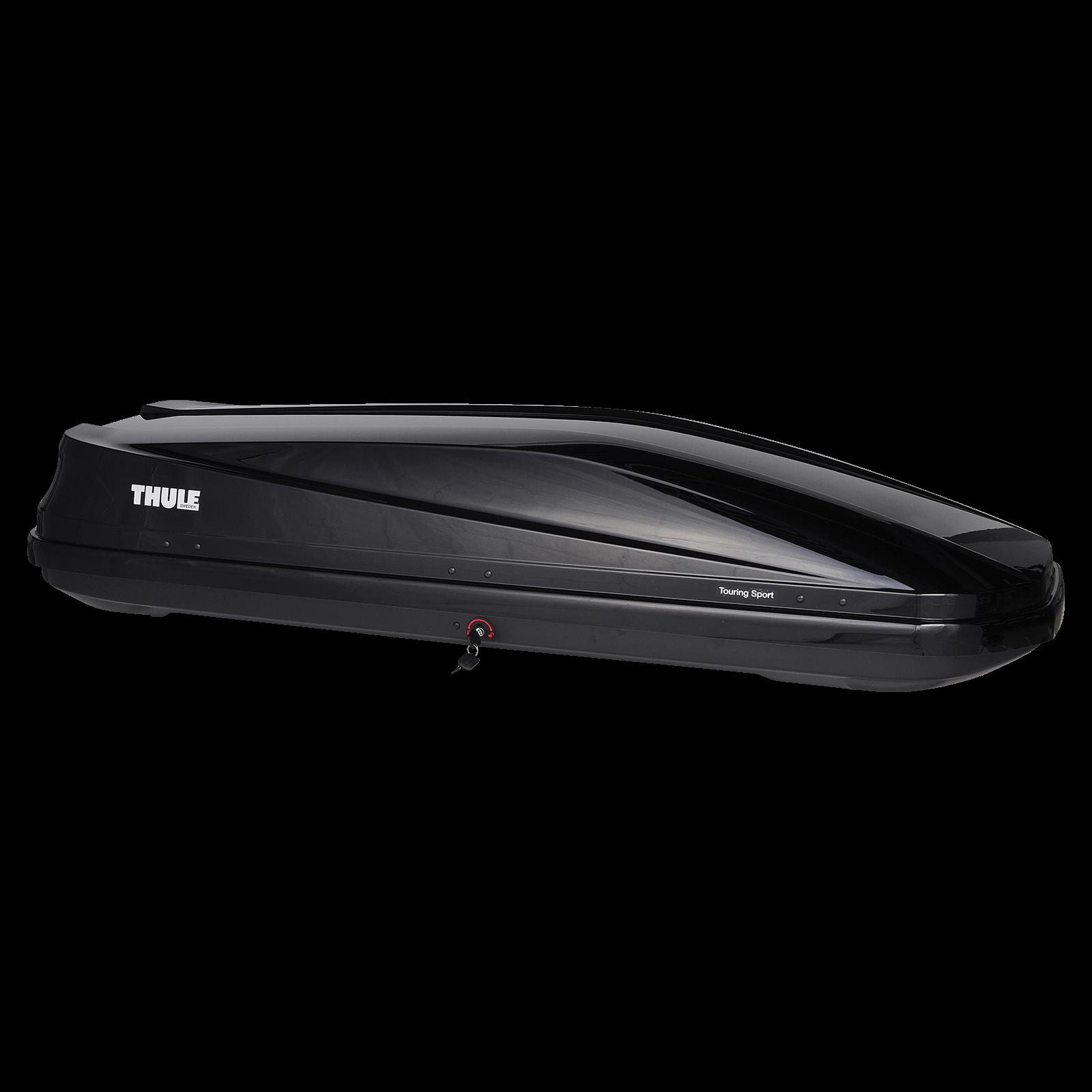 Dachbox Thule Touring Sport schwarz, glänzend -...