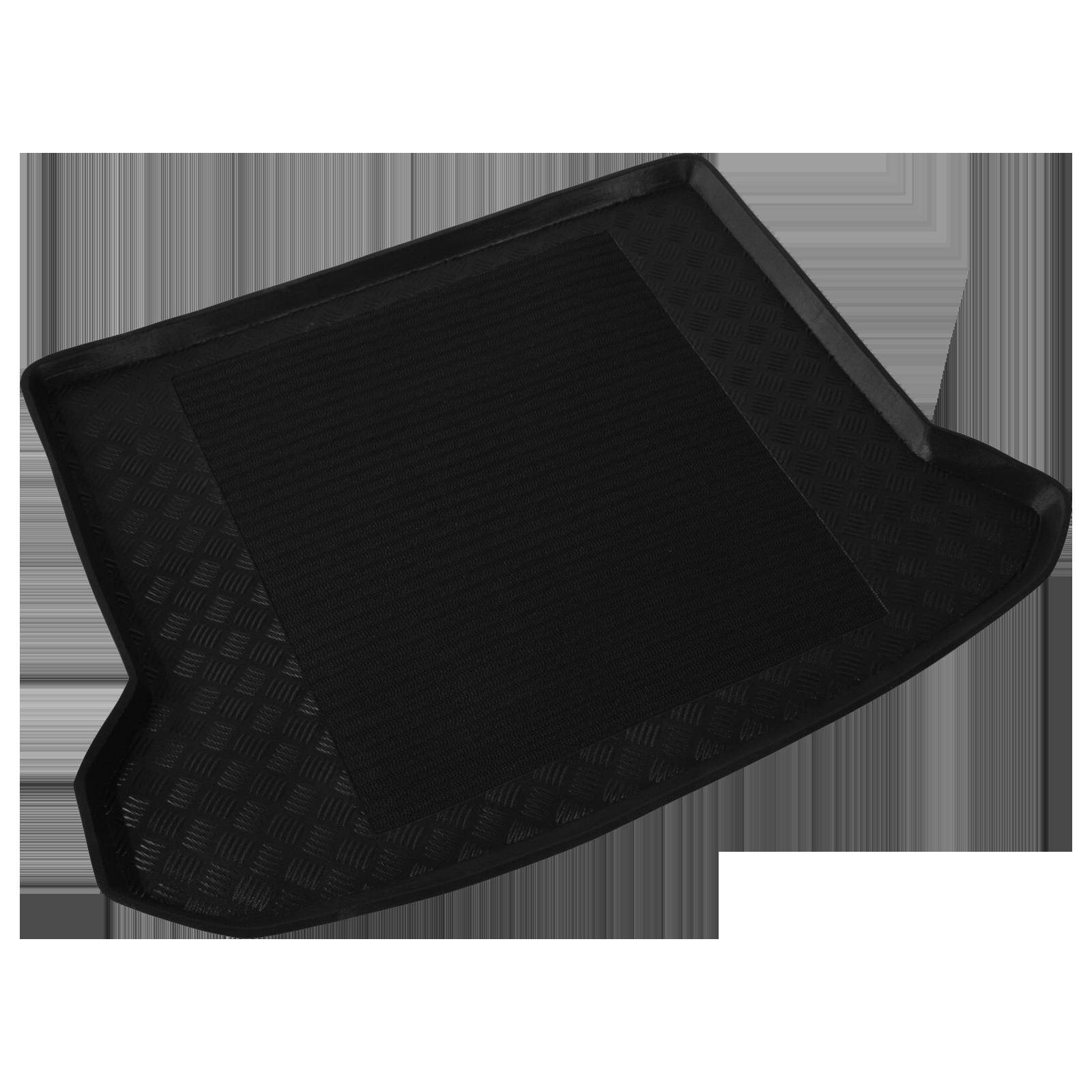 kofferraumwanne schwarz f r volvo xc60 bj. Black Bedroom Furniture Sets. Home Design Ideas