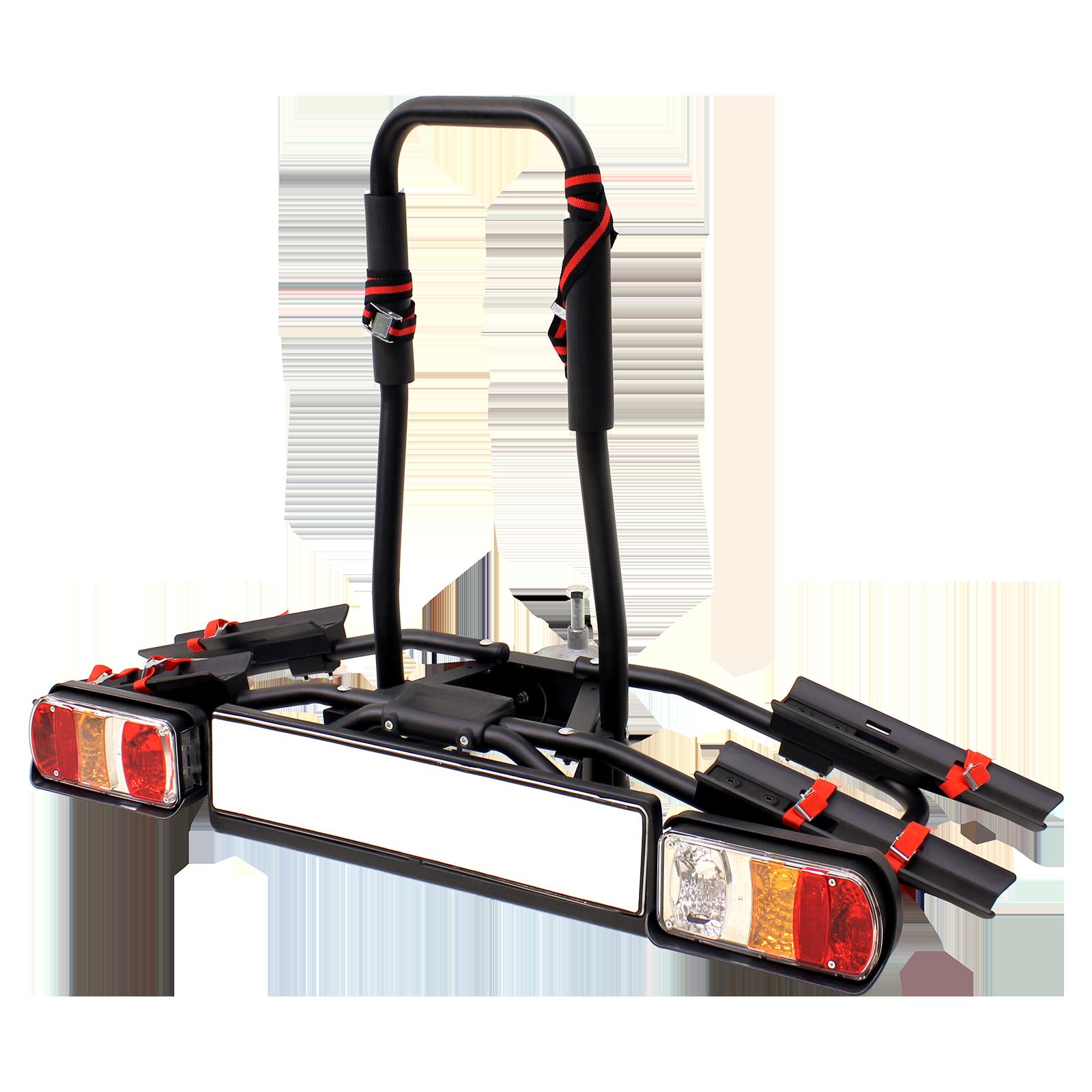 fahrradtr ger naos eco f r 2 fahrr der erweiterbar auf 3 fahrr der montage auf der. Black Bedroom Furniture Sets. Home Design Ideas