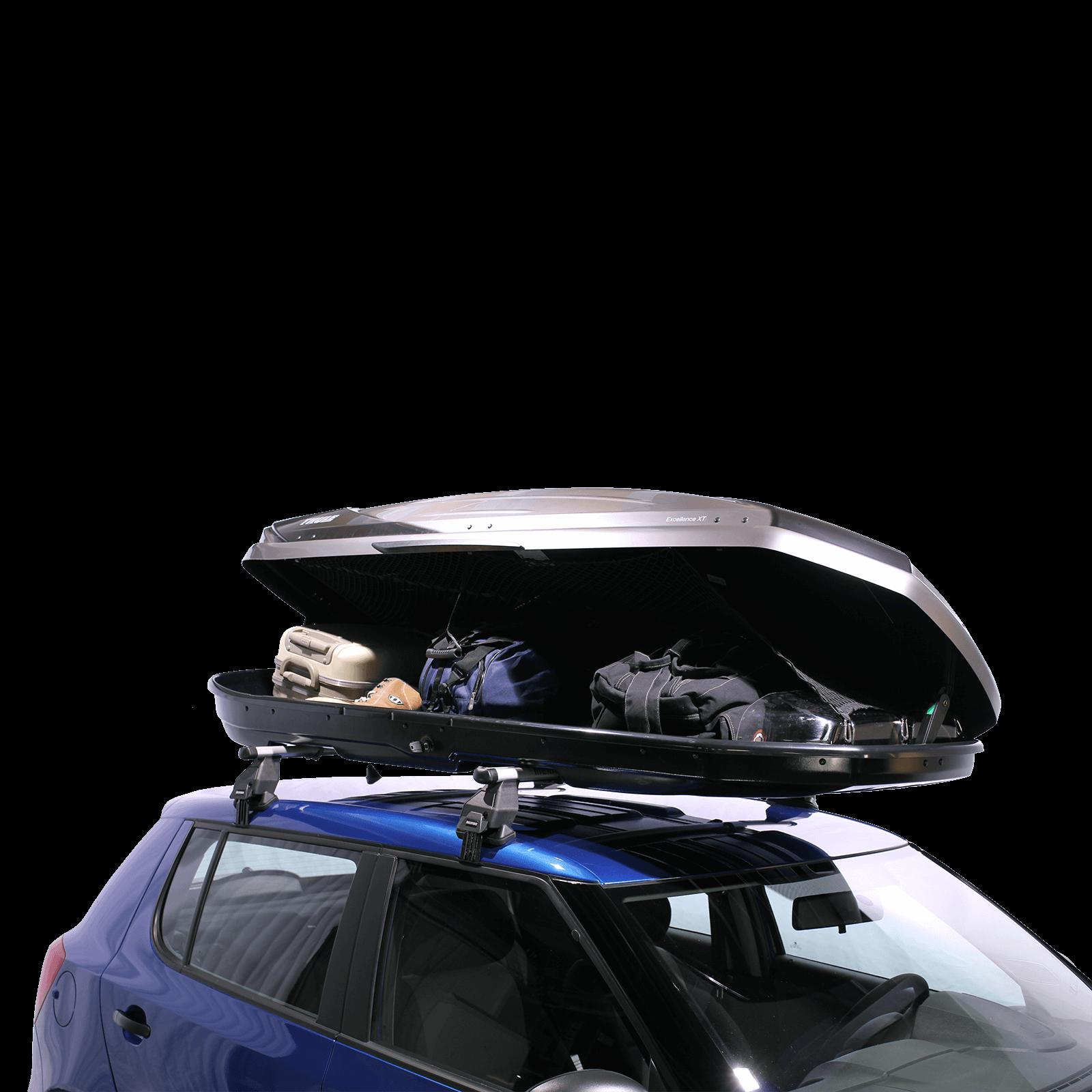Dachbox Thule Excellence XT Titan Metallic - Bild 2
