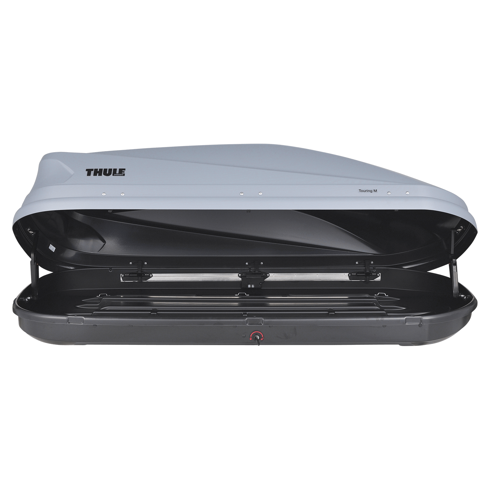 Dachbox Thule Touring M grau, titan - Bild 2