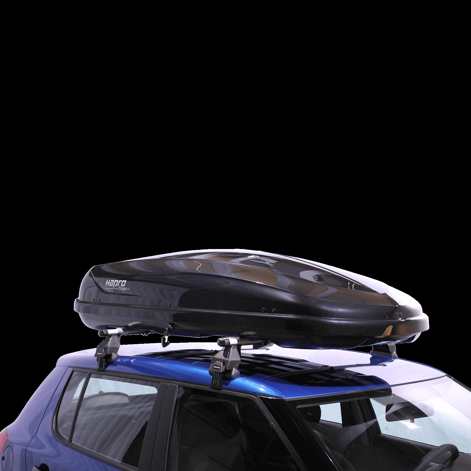 Dachbox Hapro Traxer 6.6 Brilliantblack - Bild 2