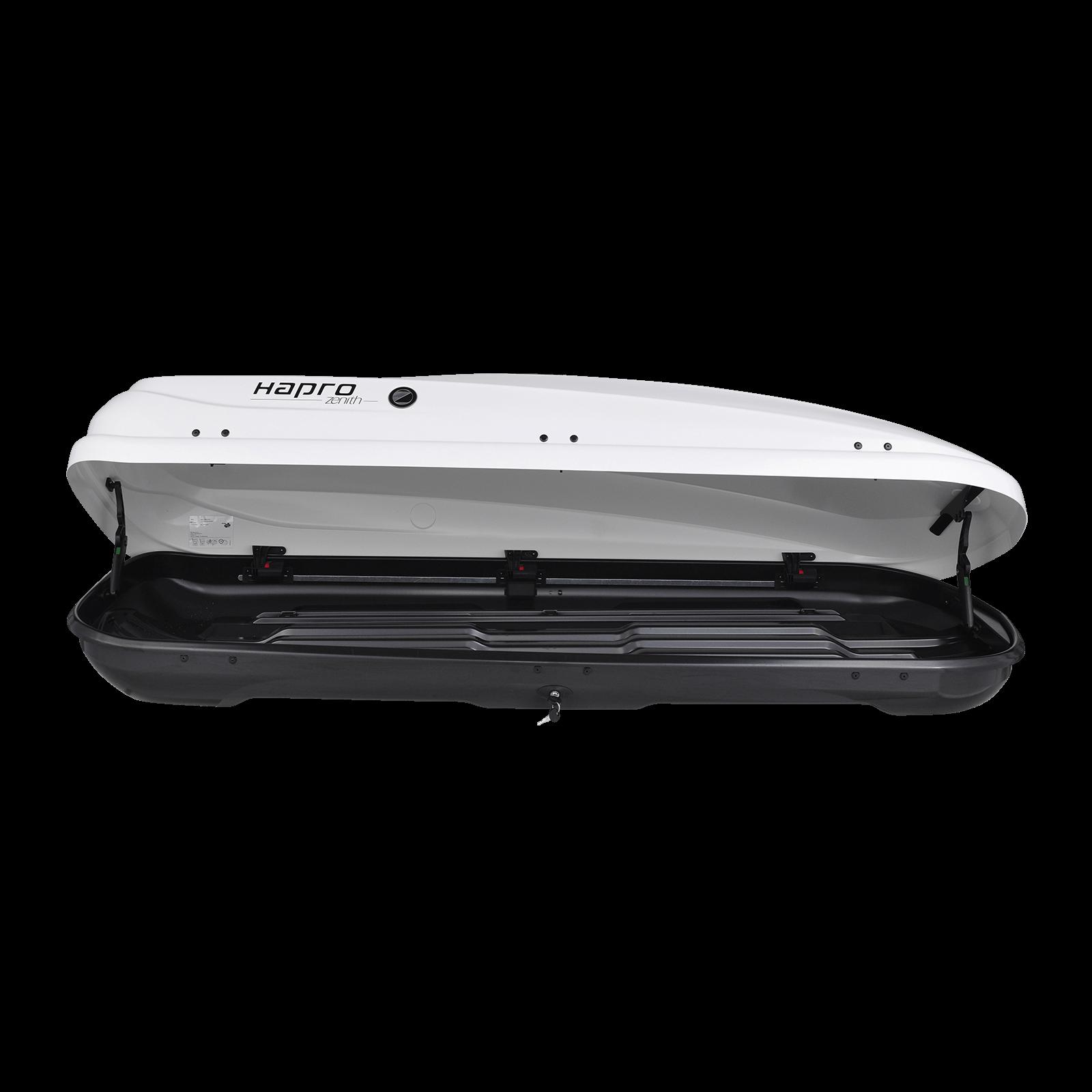 Dachbox Hapro Zenith 6.6 PureWhite - Bild 2