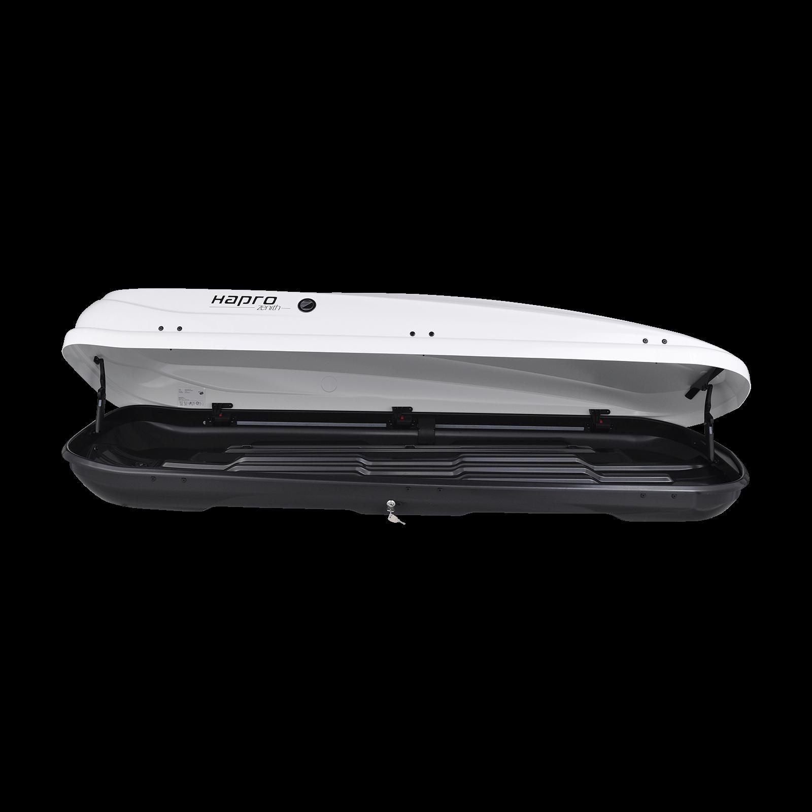 Dachbox Hapro Zenith 8.6 PureWhite - Bild 2
