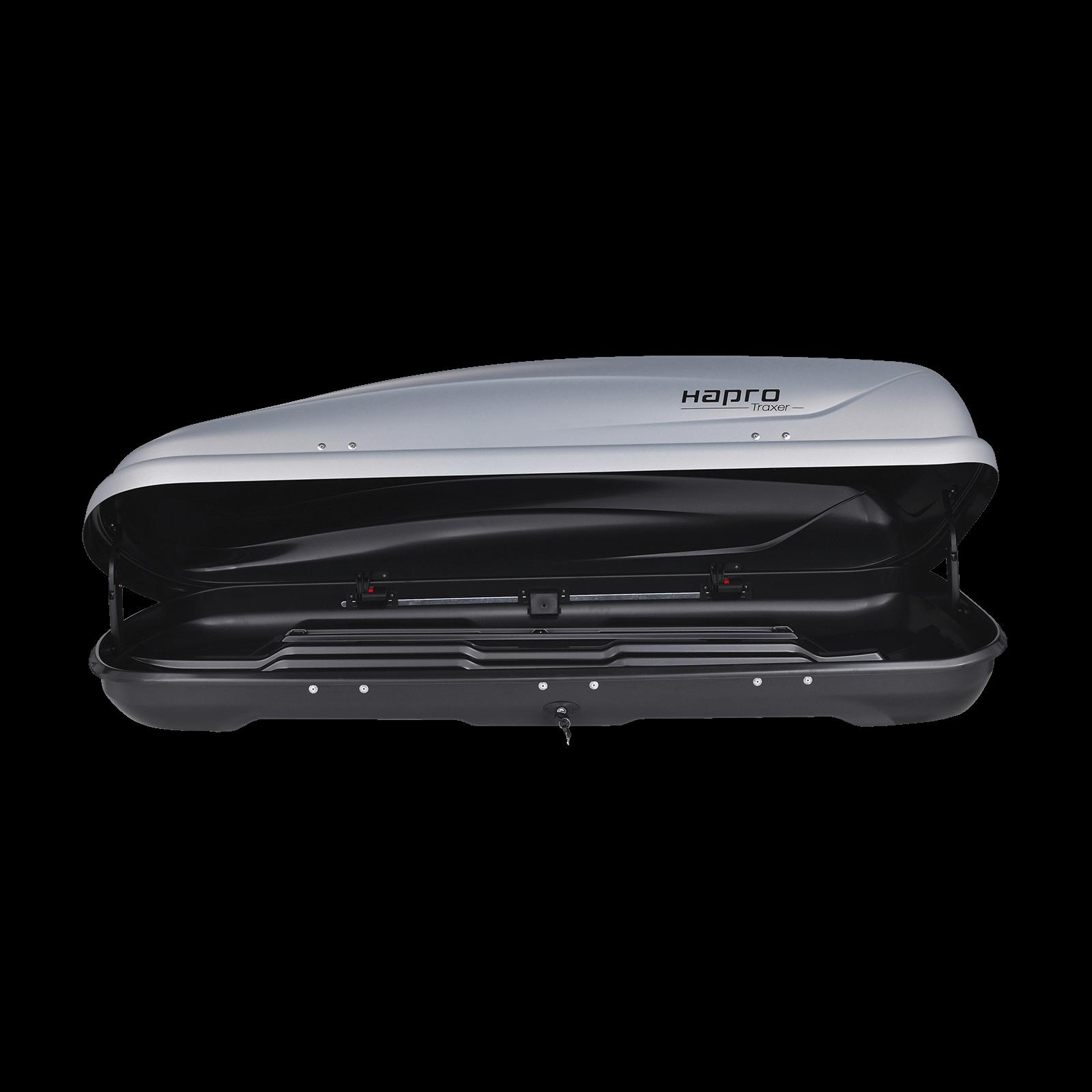Dachbox Hapro Traxer 5.6 SilverGrey - Bild 2