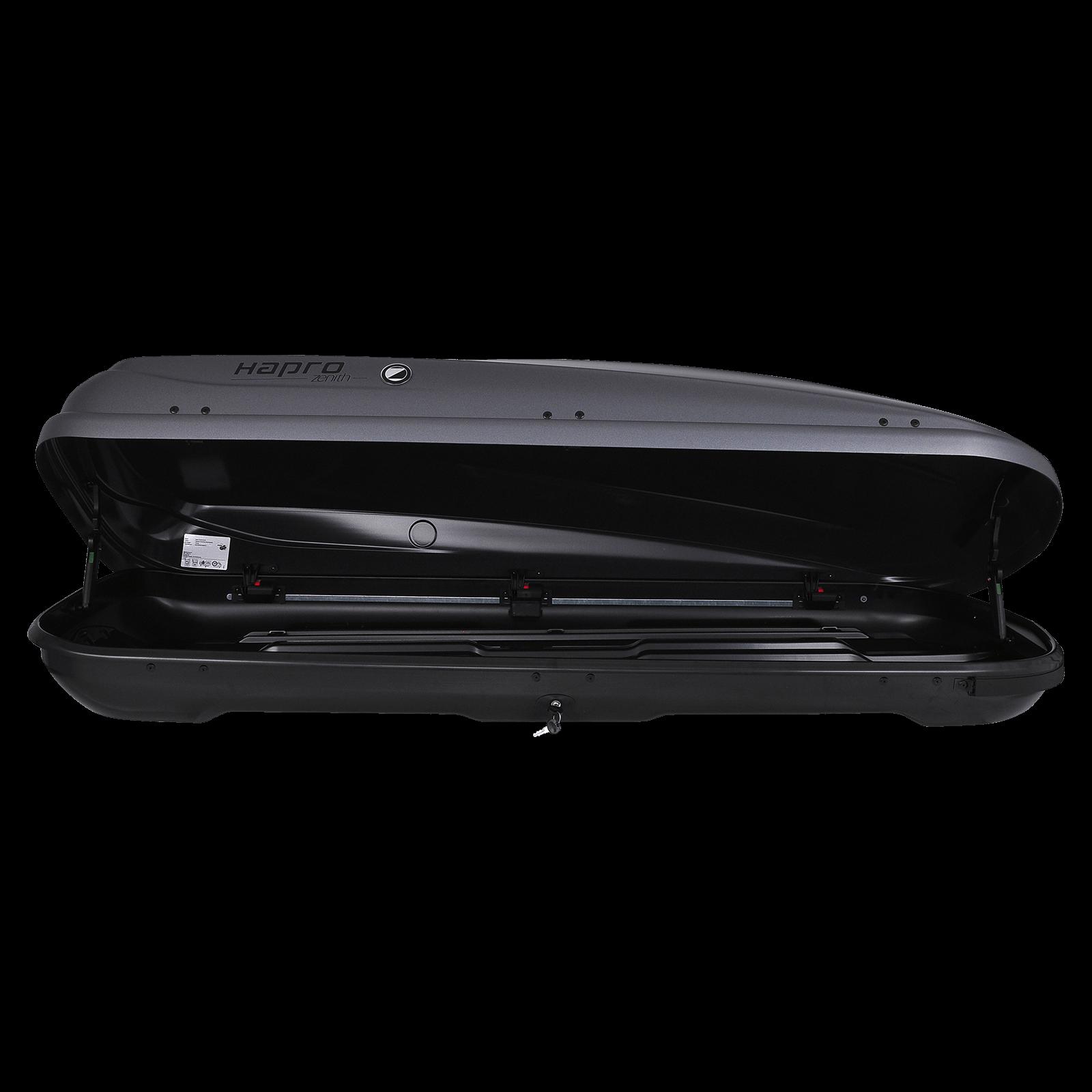 Dachbox Hapro Zenith 6.6 Titanium - Bild 2