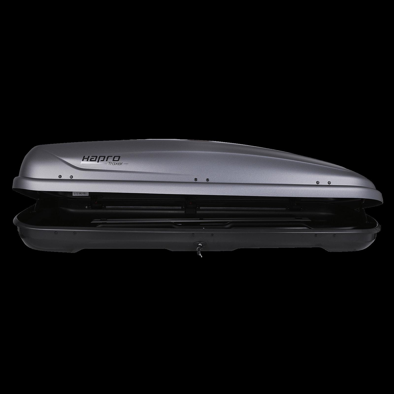 Dachbox Hapro Traxer 6.6 Titanium - Bild 2