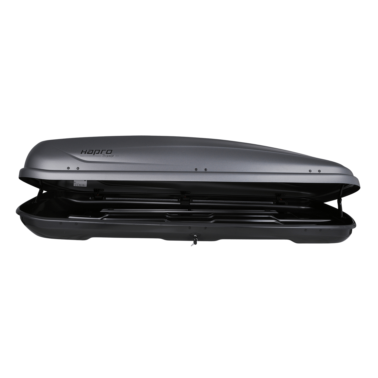 Dachbox Hapro Traxer 8.6 Titanium - Bild 2