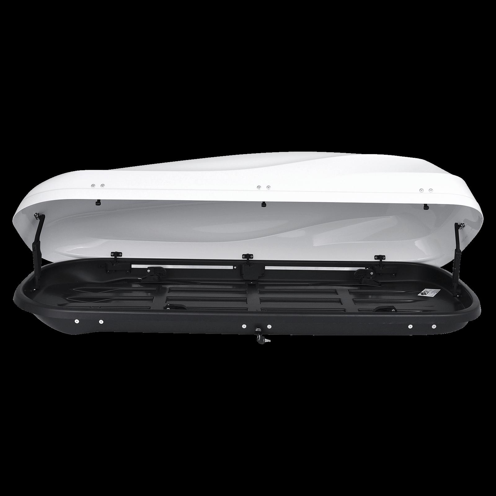 Dachbox Junior Altro 460 weiß glänzend - Bild 2