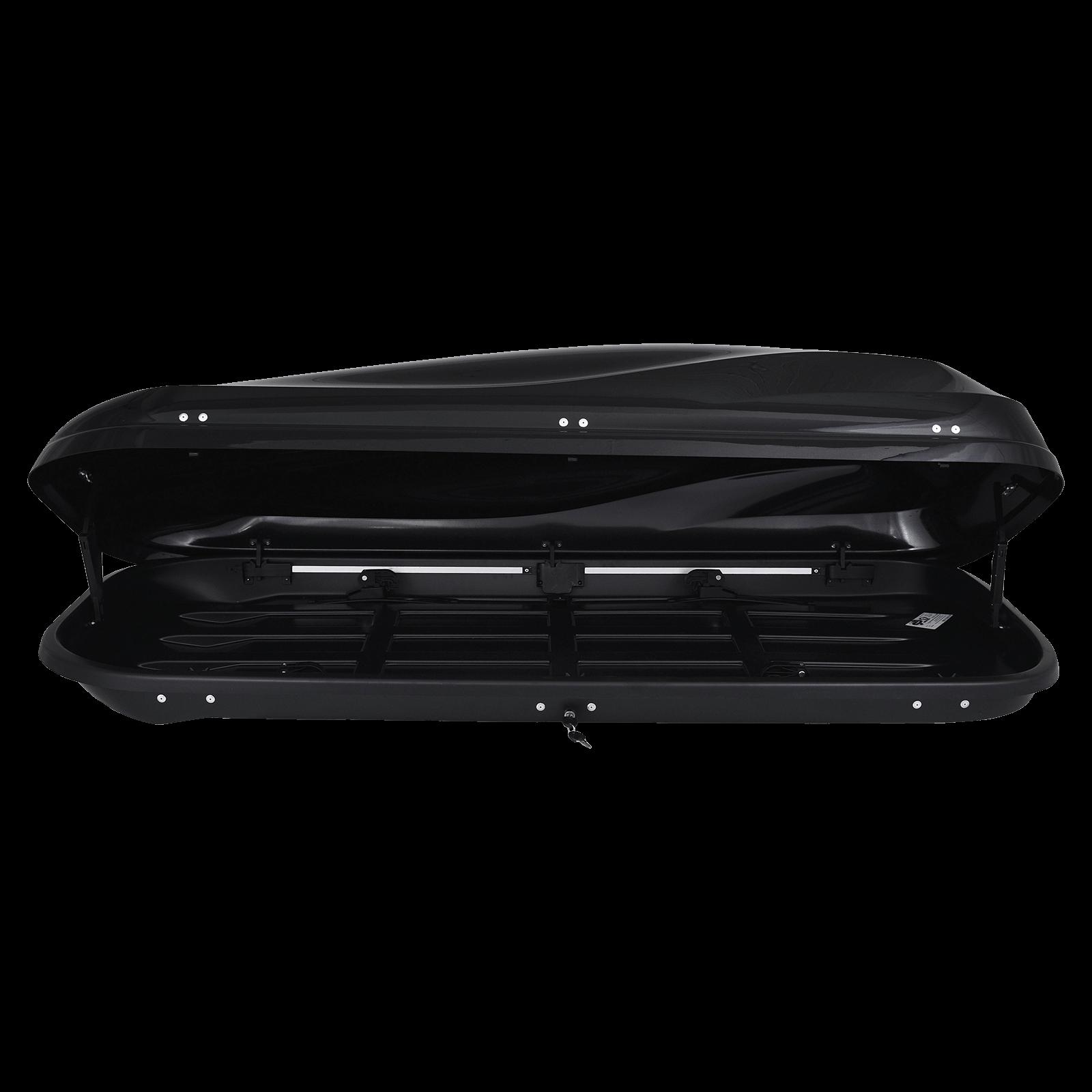 Dachbox Junior Altro 500 schwarz glänzend - Bild 2