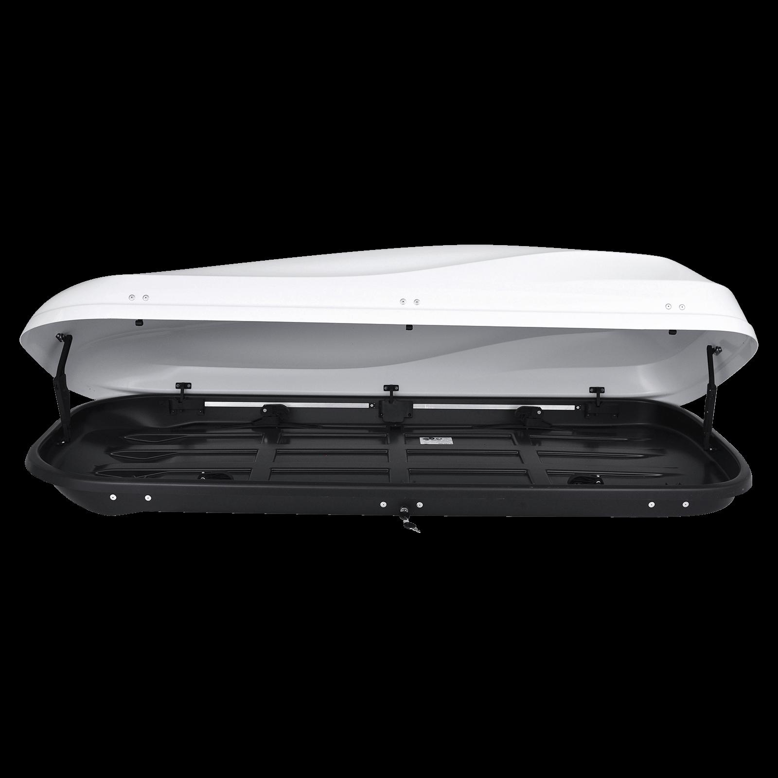 Dachbox Junior Altro 500 weiß glänzend - Bild 2