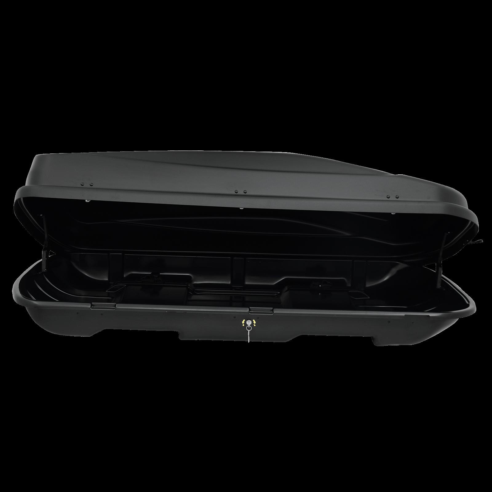 Dachbox Junior Xtreme 600 schwarz matt - Bild 2