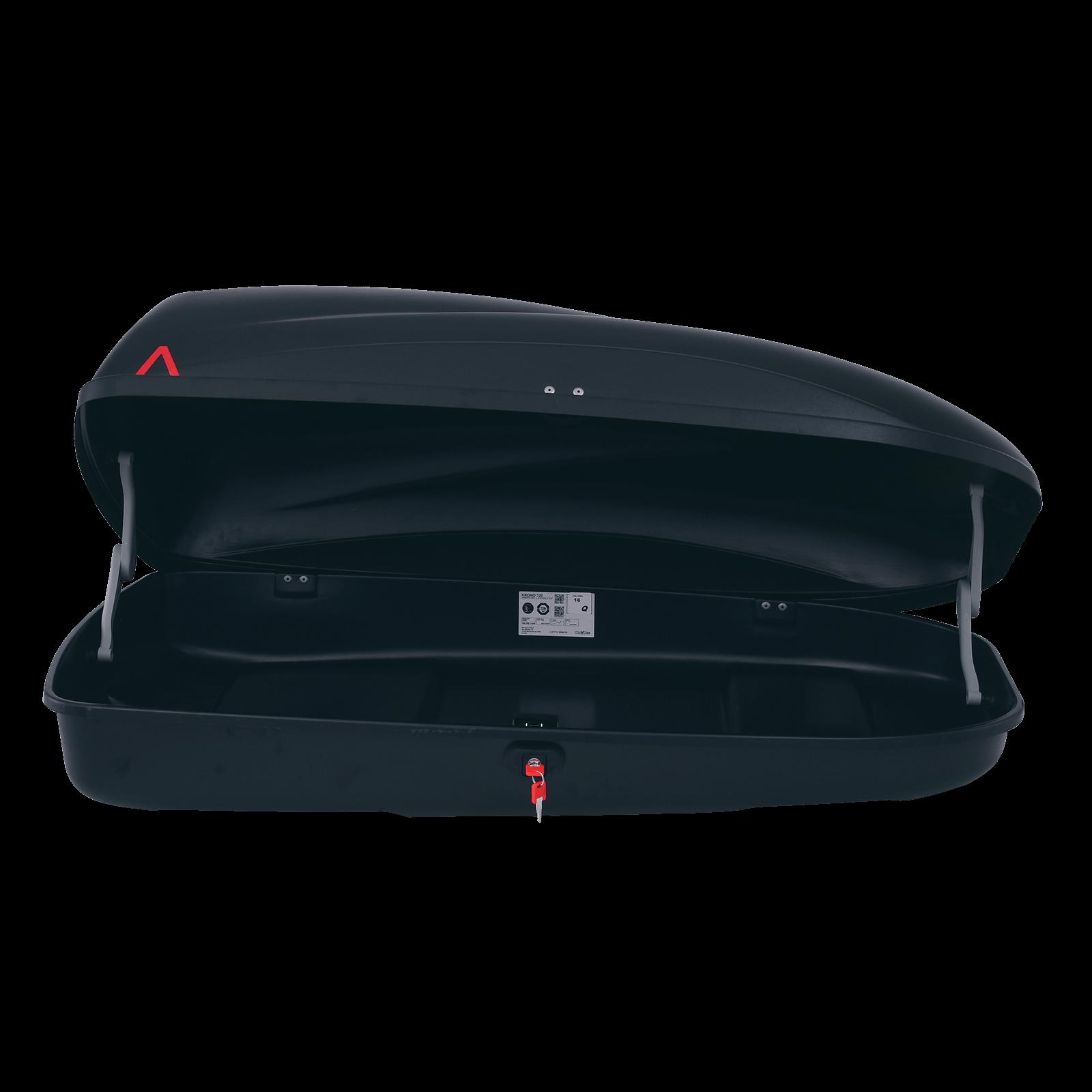 Dachbox G3 Krono 320 schwarz matt - Bild 2