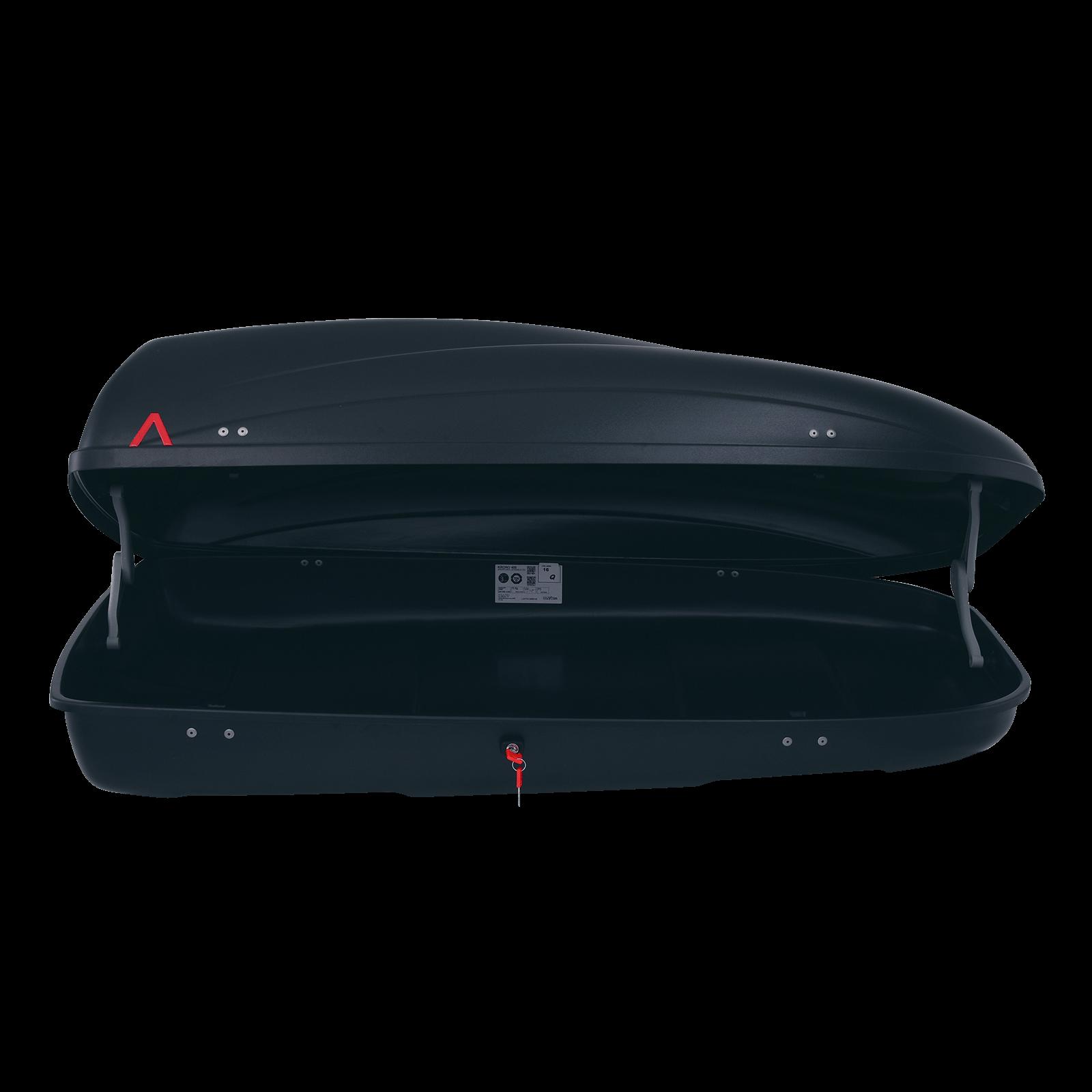 Dachbox G3 Krono 400 schwarz matt - Bild 2