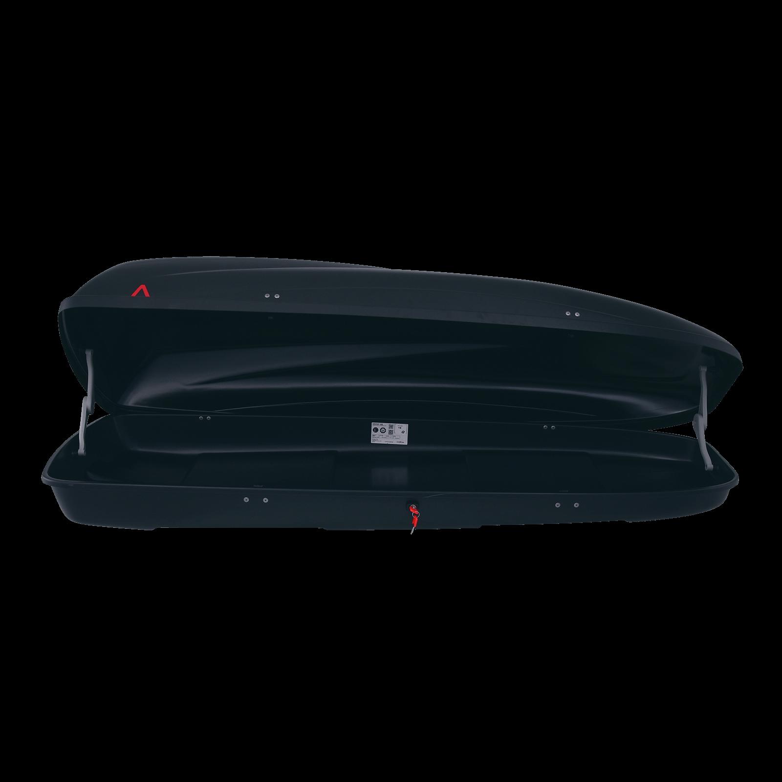 Dachbox G3 Krono 480 schwarz matt - Bild 2
