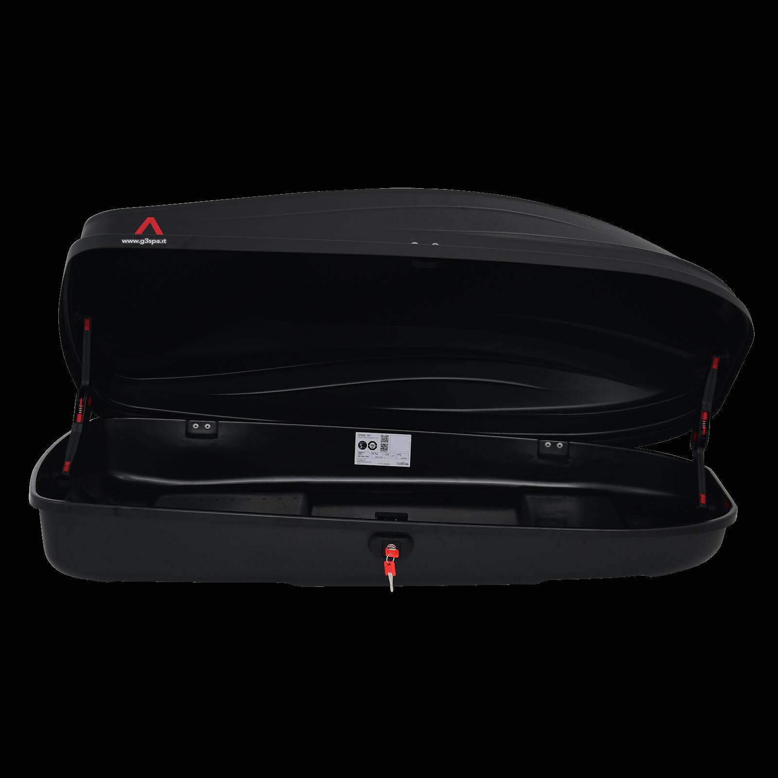 Dachbox G3 Spark 320 schwarz matt - Bild 2