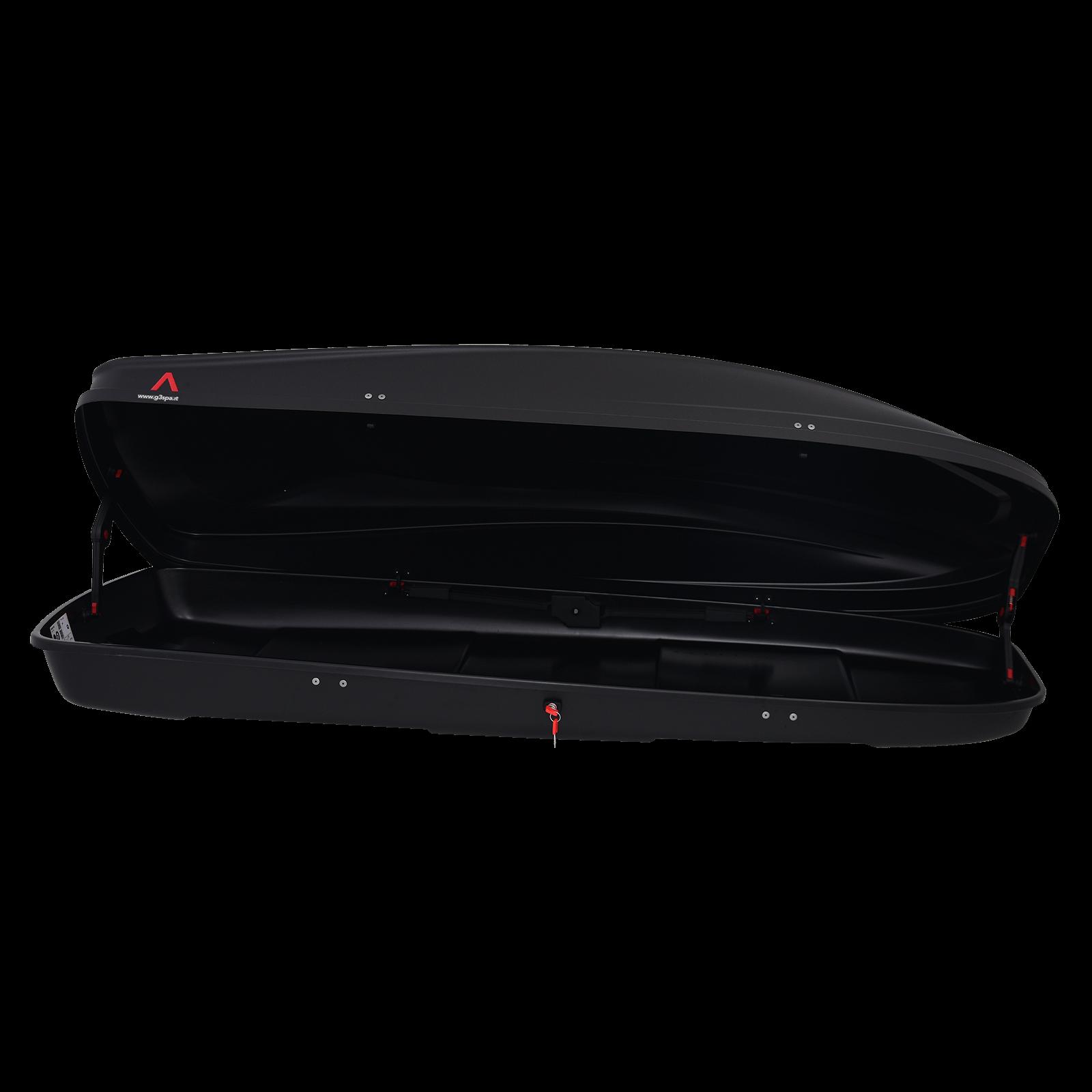Dachbox G3 Spark 480 schwarz matt - Bild 2