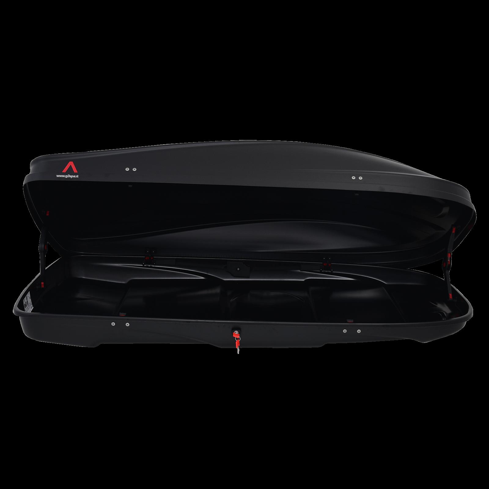 Dachbox G3 Spark 520 schwarz matt - Bild 2