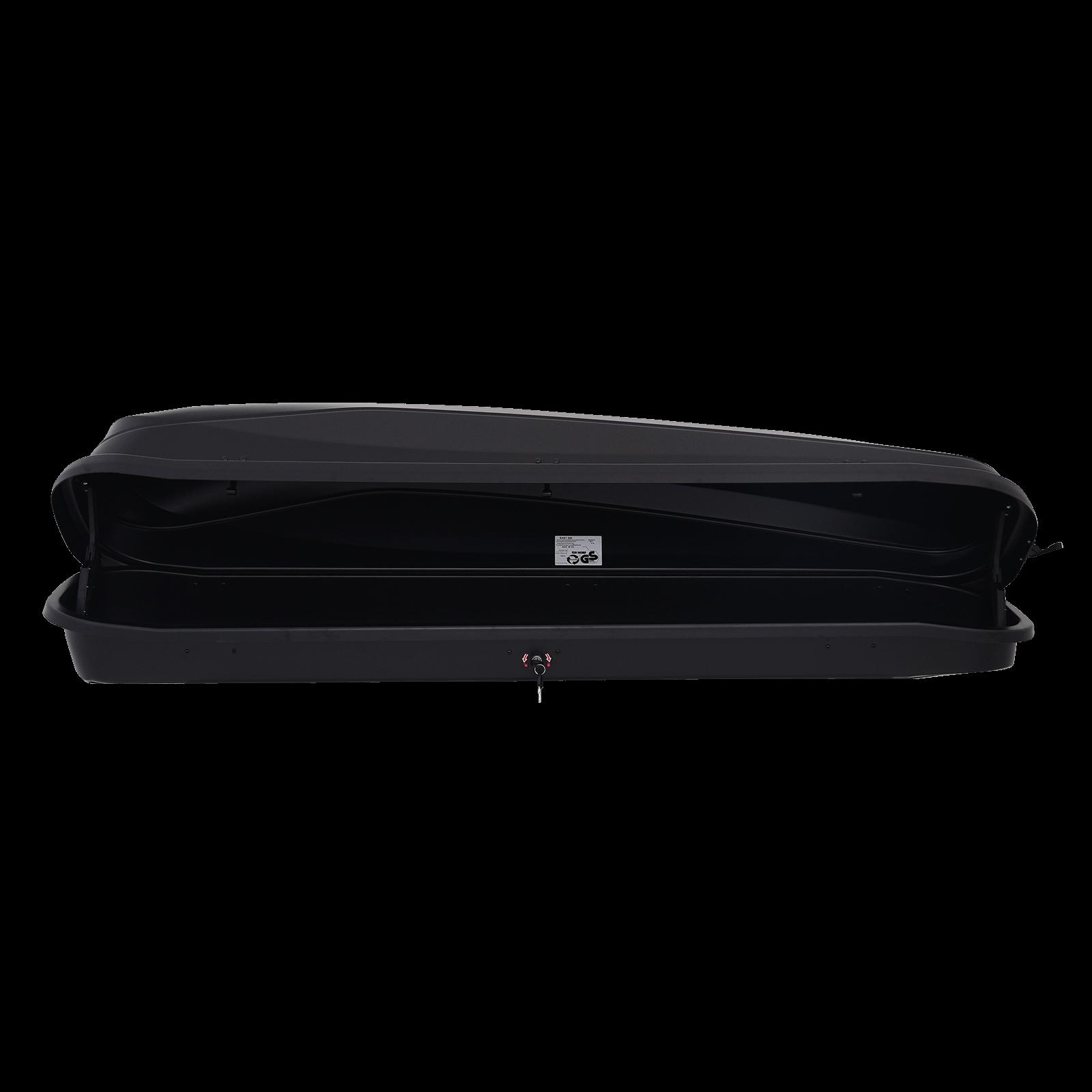 Dachbox Junior Easy 300 schwarz matt - Bild 2