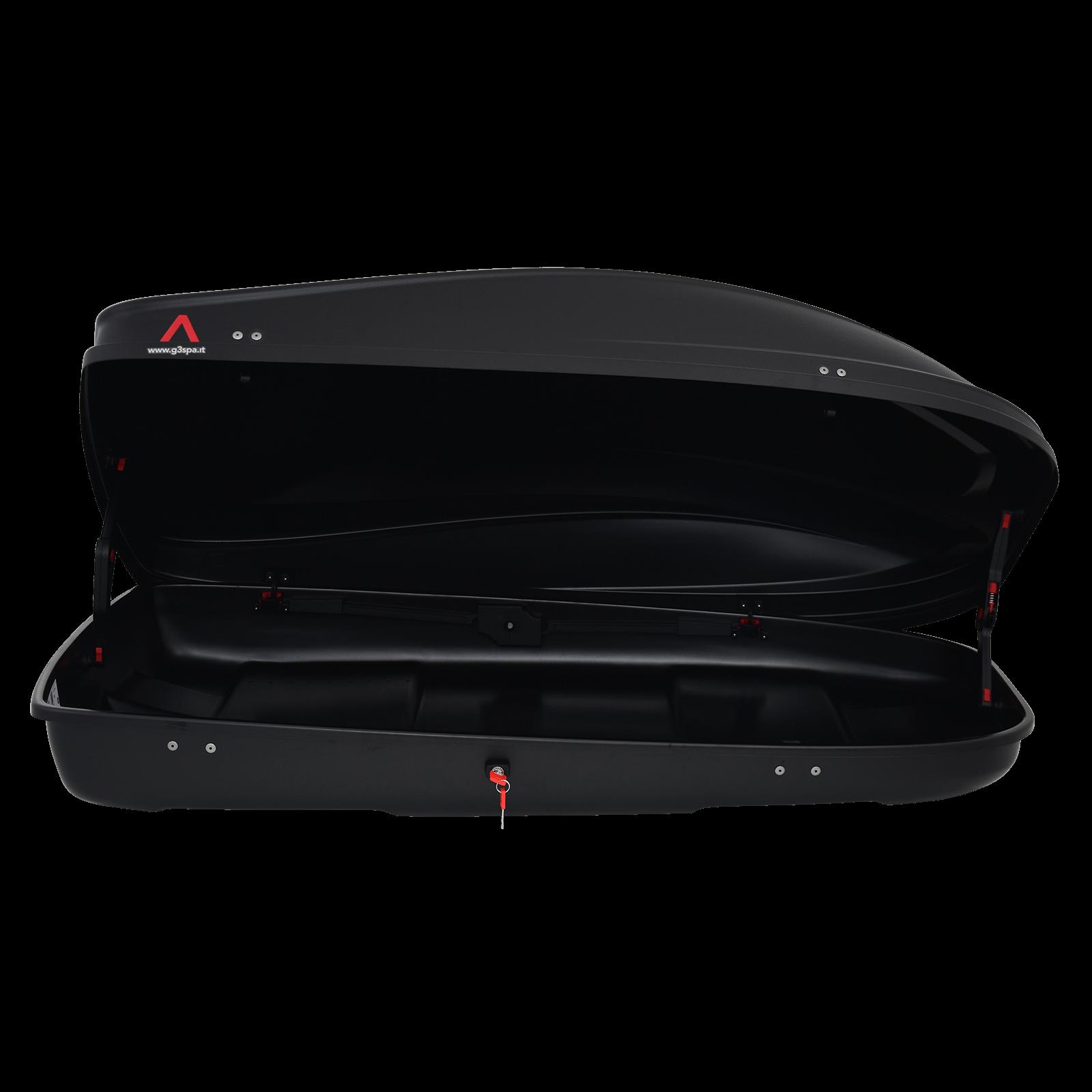 Dachbox G3 Spark 400 schwarz matt - Bild 2