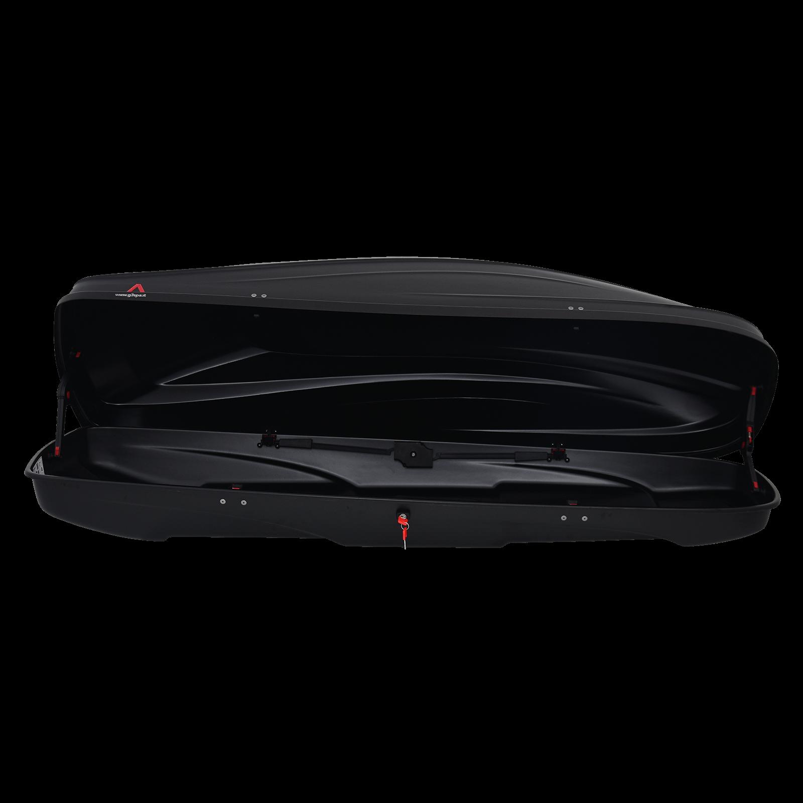Dachbox G3 Spark 420 schwarz matt - Bild 2