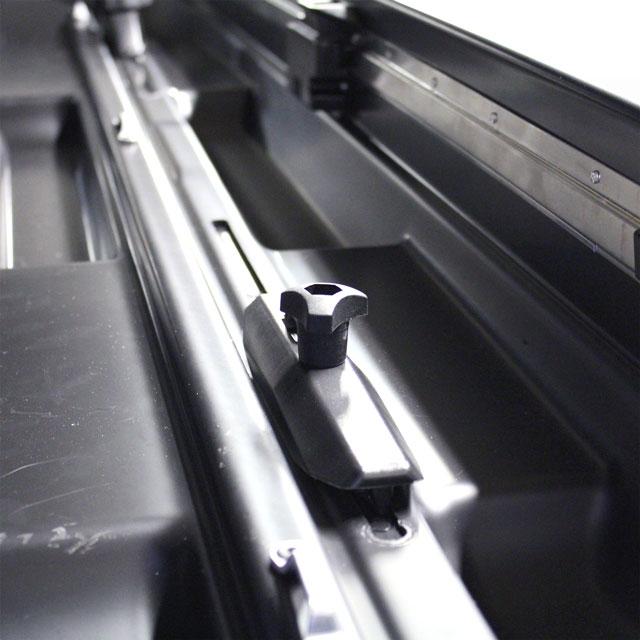 Adapter für T-Nut zur Befestigung von Fahrradhaltern und Dachboxen - Bild 2