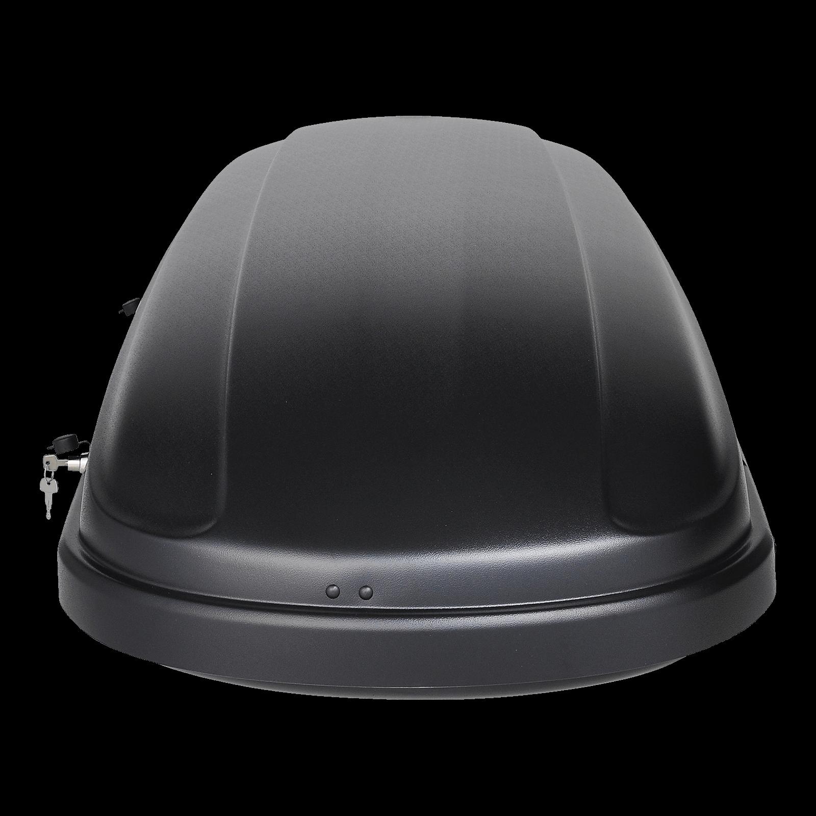 Dachbox Kamei Husky L schwarz matt - Bild 3