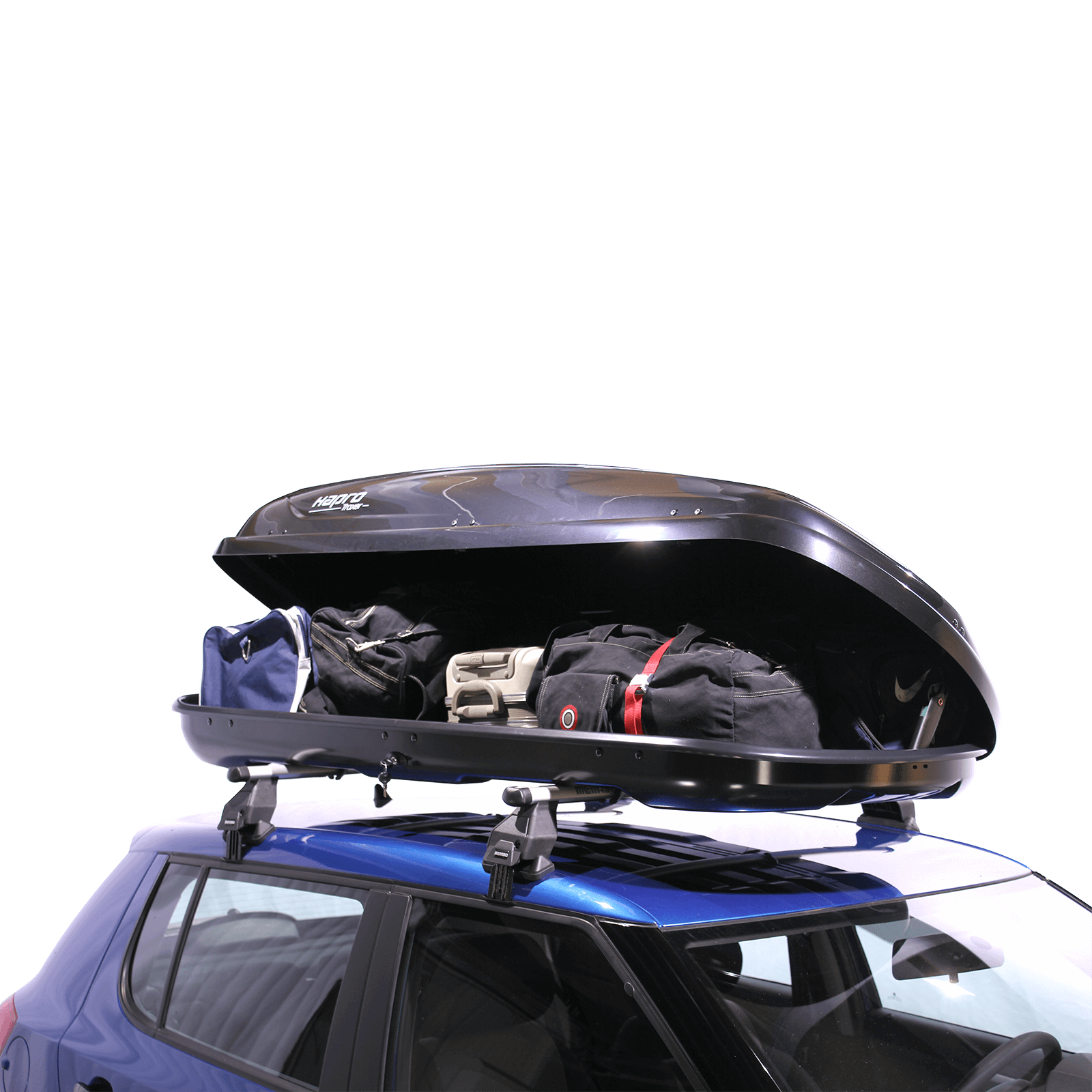 Dachbox Hapro Traxer 6.6 Brilliantblack - Bild 3