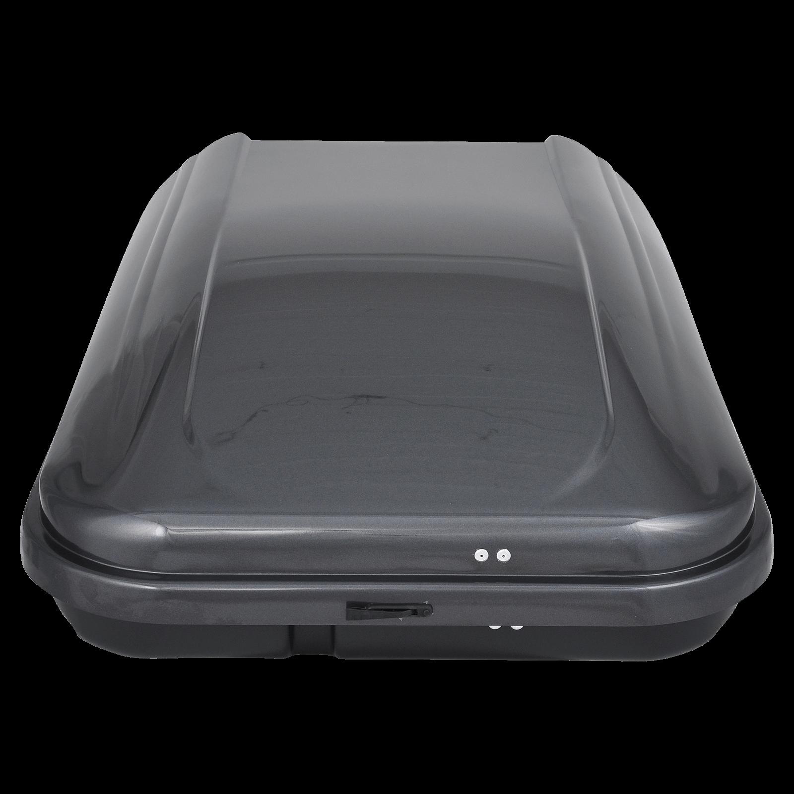 Dachbox Junior PRE 420 Dark glossy grey - Bild 3