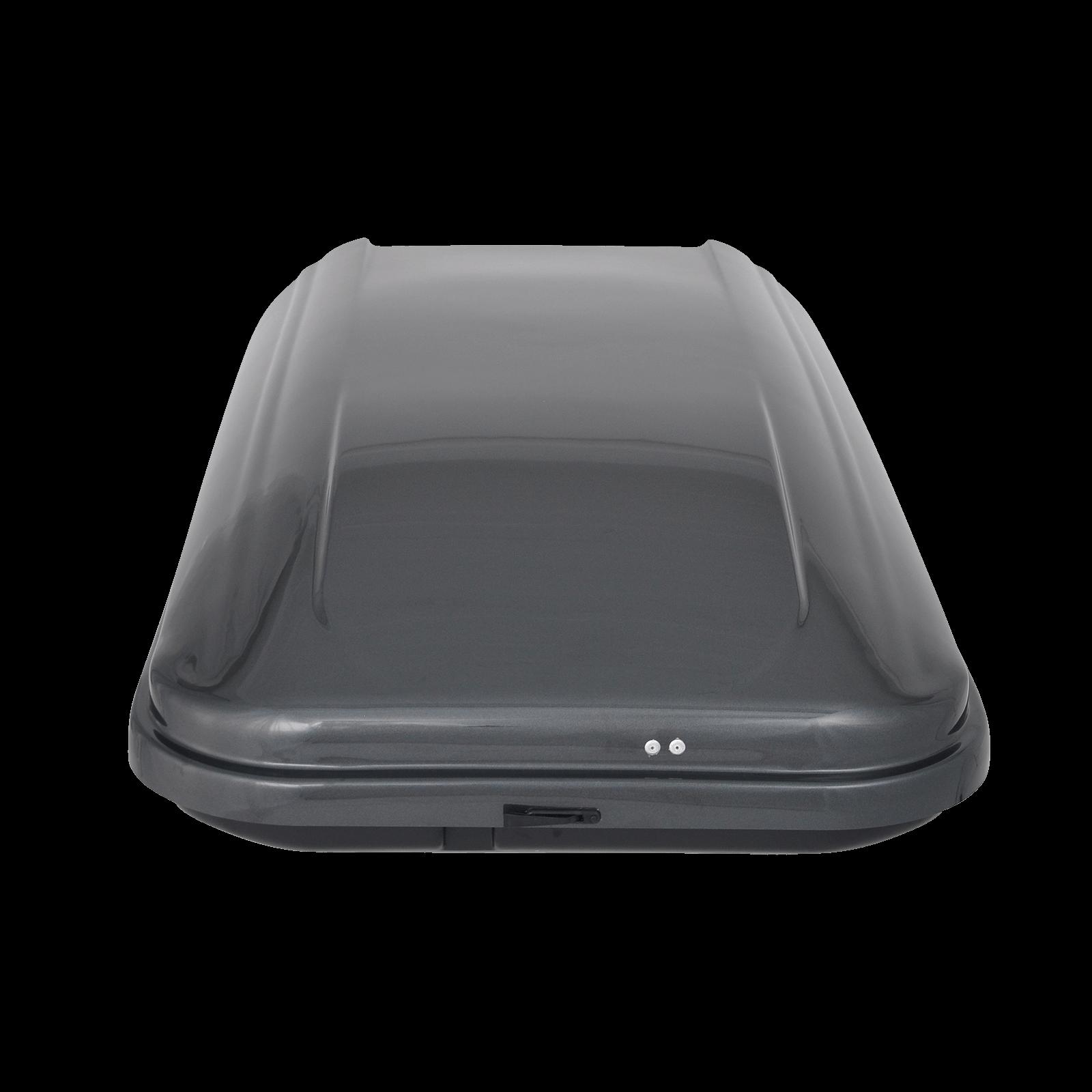 Dachbox Junior PRE 530 Dark glossy grey - Bild 3