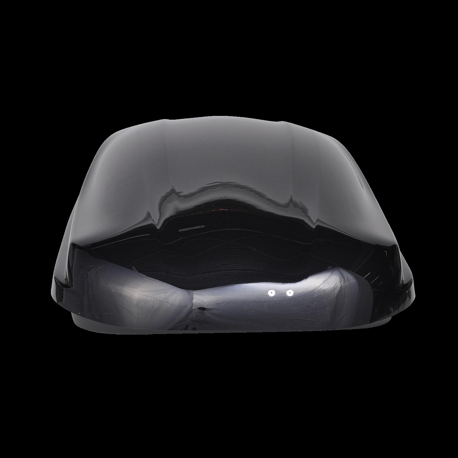 Dachbox Junior Altro 370 schwarz glänzend - Bild 3
