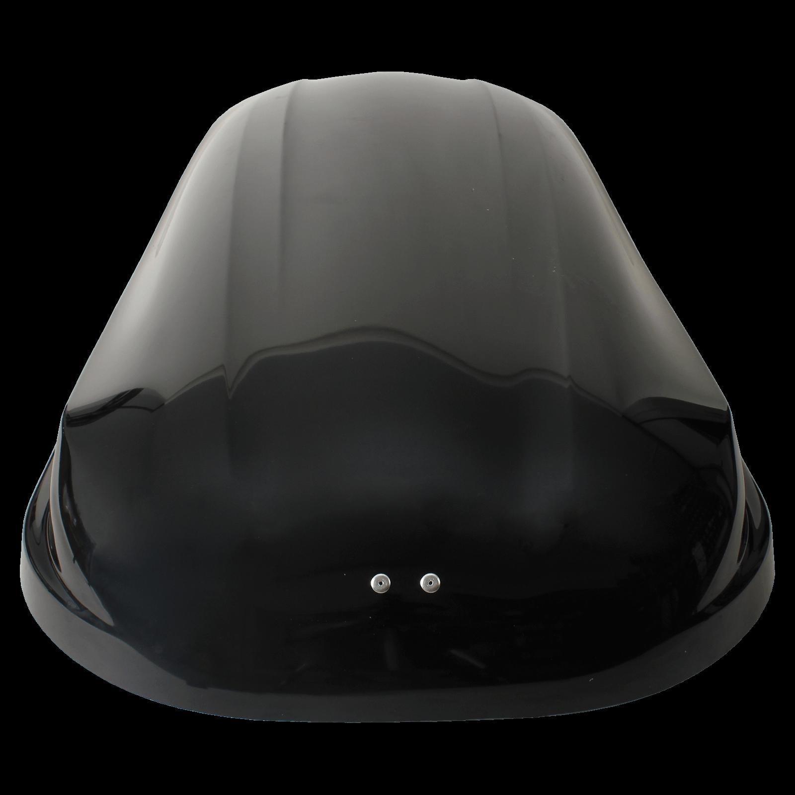 Dachbox Junior Altro 460 schwarz glänzend - Bild 3