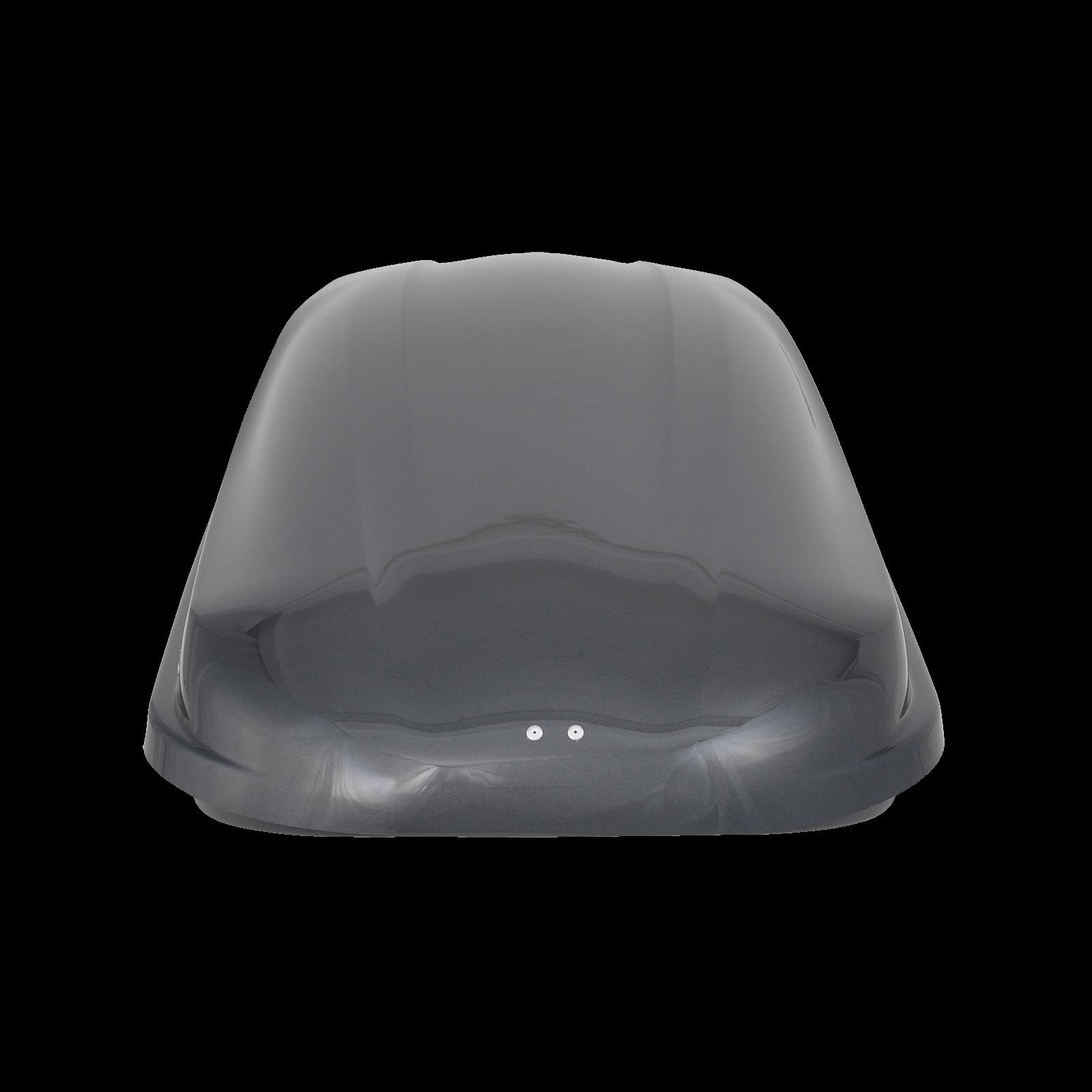 Dachbox Junior Altro 500 grau glänzend - Bild 3
