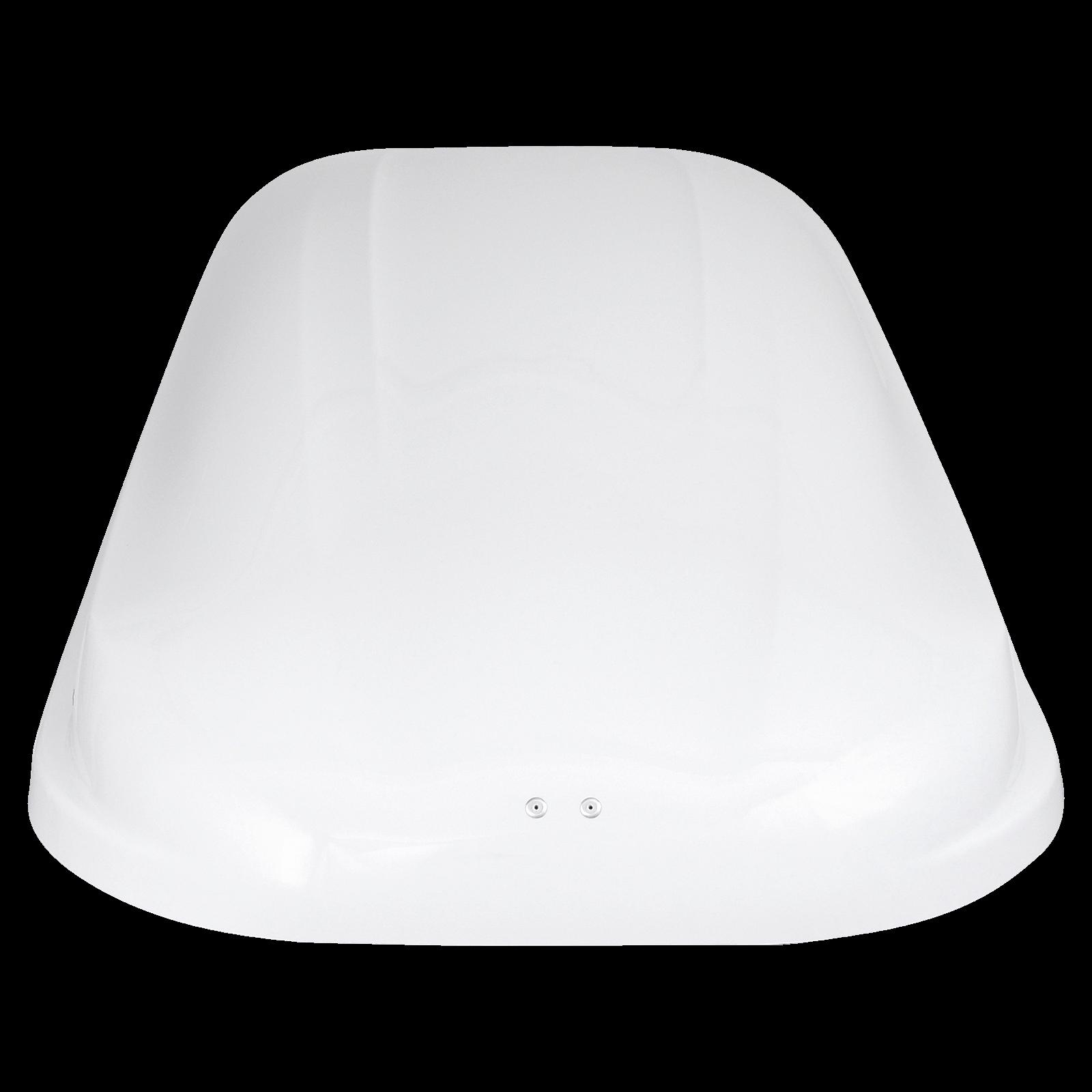 Dachbox Junior Altro 500 weiß glänzend - Bild 3